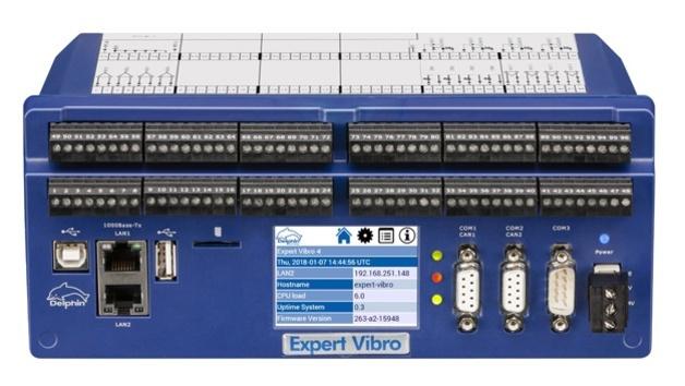 Neue Ausführungen des Schwingungsmessgerätes Vibro von Delphin Technology