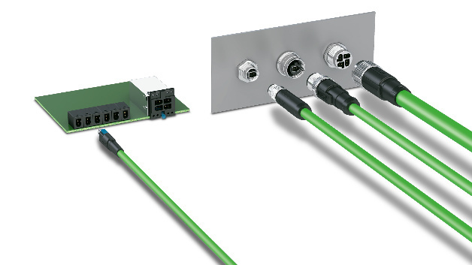 Phoenix Contact, Weidmüller Interface, Reichle & De Massari, Belden und Fluke Networks haben eine Technologiepartnerschaft für Single Pair Ethernet angekündigt.