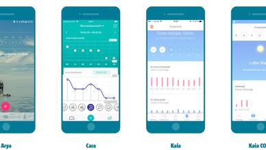 Diese Gesundheits-Apps unterstützen bei akuten oder chronischen Erkrankungen.