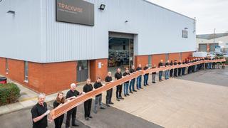 26 m lange FPC von Trackwise