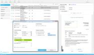 Anwendermaske Binect Enterprise 4.1. WorkDesk-Ansicht eines unterschriebenen Arztbriefs.