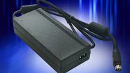 Die 40- 300W DTM Medizin-Tischnetzgeräte im Kunststoffgehäuse verfügen über Ausgangsspannungen von 5V bis 54V.
