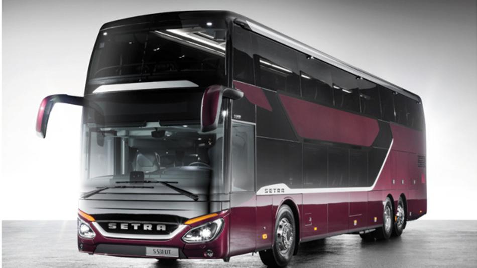 EvoBus ist das größte europäische Tochterunternehmen von Daimler mit den Marken Mercedes-Benz, Setra, OMNIplus und BusStore