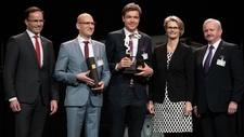 Hannover Messe 2019 Gewinner des 'Hermes Award 2019' gekürt