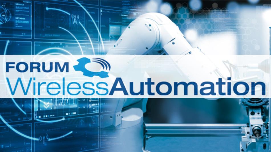 Forum Wireless Automation Dresden 2. Mai 2019 www.forum-wireless-automation.de