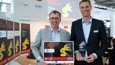 Robotik-Auszeichnung Gecko-Greifer gewinnt 'Robotics Award 2019'