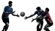 Sport Ball Daten werfen