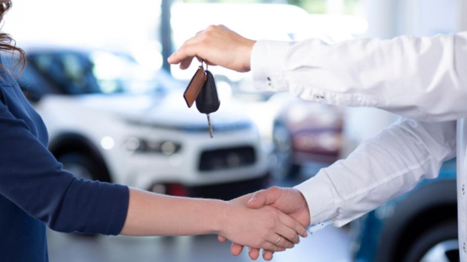 Gegen den Abwärtstrend: Deutsche Automobilhersteller legen auf dem US-Markt zu.