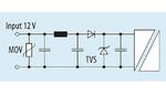DC/DC-Eingangsfilter für Automotive- Anwendungen