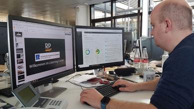 Social Media Monitoring für Industriethemen