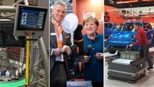 Impressionen Die Hannover Messe 2019 in Bildern