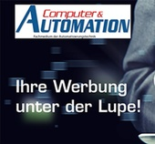 Kostenfreier Copytest in Computer&AUTOMATION 6