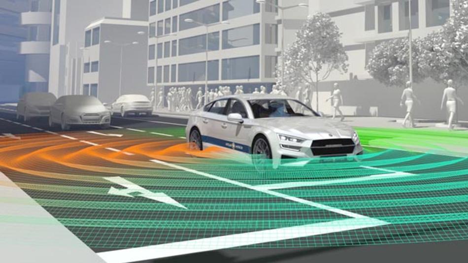 AV-Instruktor - der »Fahrlehrer« für autonome Fahrzeuge: Ziel ist es, eine Fahrstilbewertung zu entwickeln, die dem autonomen Fahrzeug ein nachvollziehbares Verhalten im Straßenverkehr lehrt und somit Vertrauen in das System schafft.