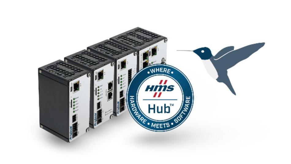 Mit den Anybus Edge Gateways und dem HMS Hub sollen Anwender das Potenzial des IIoT voll ausschöpfen können.