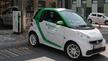 Elektro-Smart an Ladestation
