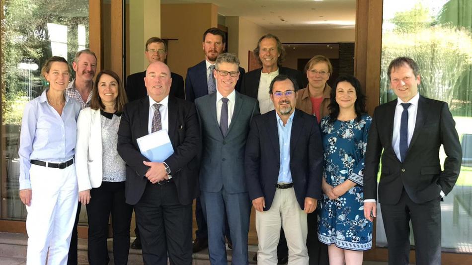 Die australische Forschungsorganisation CSIRO, die Fraunhofer-Gesellschaft und die chilenische Regierung haben sich auf die Gründung eines neuen chilenischen Instituts für Clean Technologies verständigt.