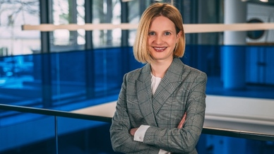 Marlies Gebetsberger fungiert ab sofort als Personal Health Leader Market DACH bei Philips.