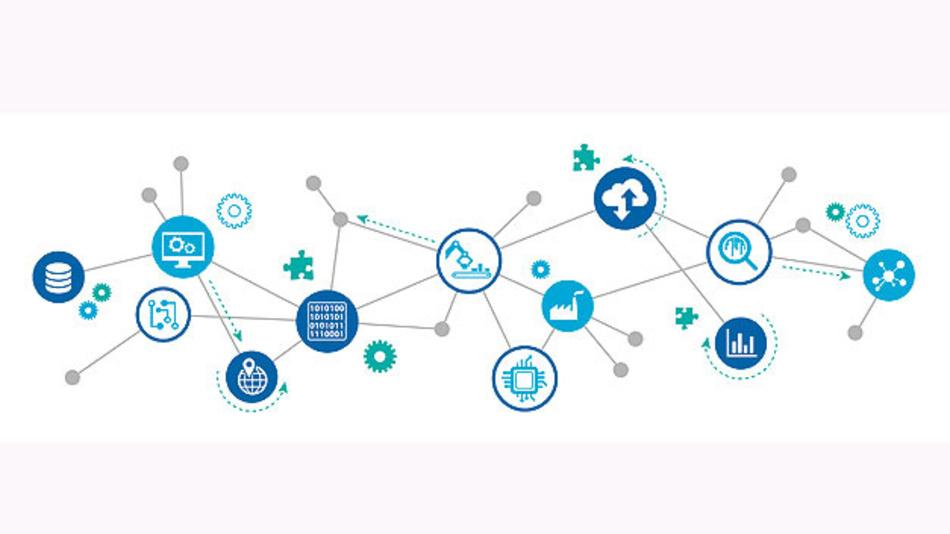 Neue Netzwerktechniken verwalten eine riesige Anzahl von Knoten, die Datenübertragungen auch über mehrere Router steuern.