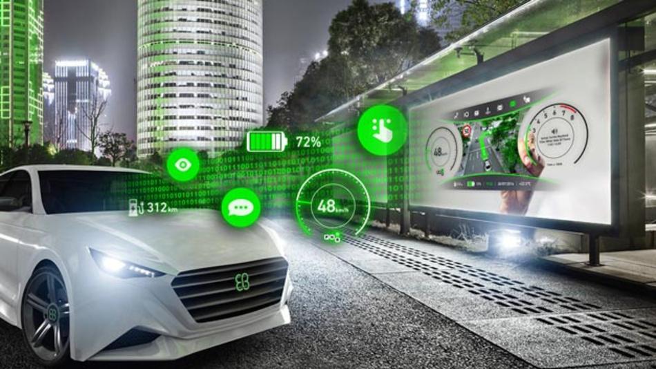 Volkswagen entwickelt die digitalen Instrumente seiner elektrischen Fahrzeuge mit  dem Tool EB Guide.