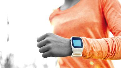 Sport Wearable Tracker