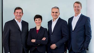Führungsriege BSH Hausgeräte April 2019