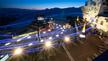 Die Olexeon-LED-Beleuchtung sorgte für beste Kamerasicht der Piloten während des Wettkampfs.