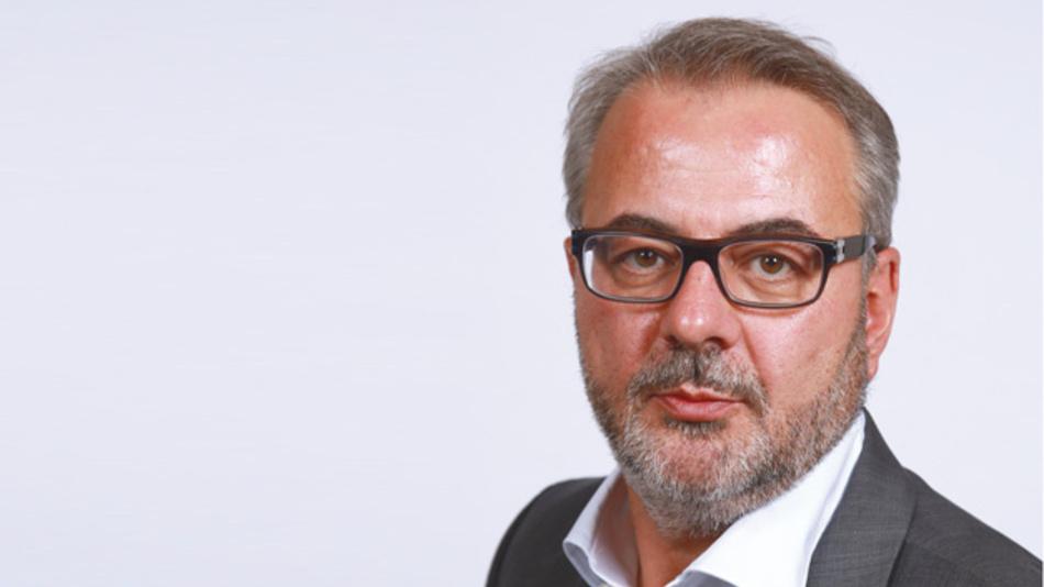 Dirk Löhmann, Regional  Vice President Continental Europe von Epicor Software