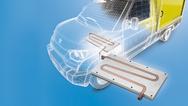 Flüssigkeitskühlung für Elektromobilität