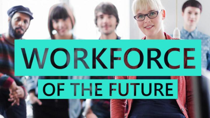 Kampagnenmotiv Workforce of the Future