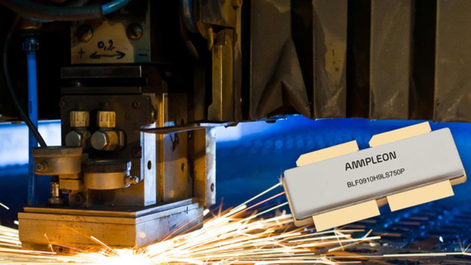 Leistungs-MOSFETs für industrielle HF-Leistungsverstärker