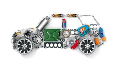 Autoteile Reparatur Zubehör