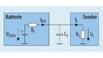 Die typische Stromversorgung für ein Sendemodul in einem Funksensorknoten basiert auf einer Primärzelle mit hoher Kapazität