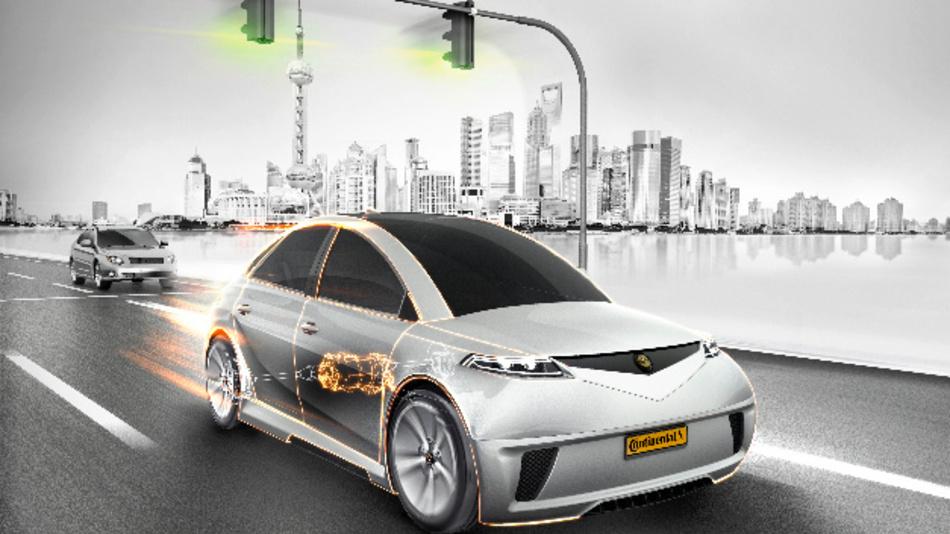 Continental baut die Produktionskapazitäten in China für den Bereich der E-Mobilität weiter aus.