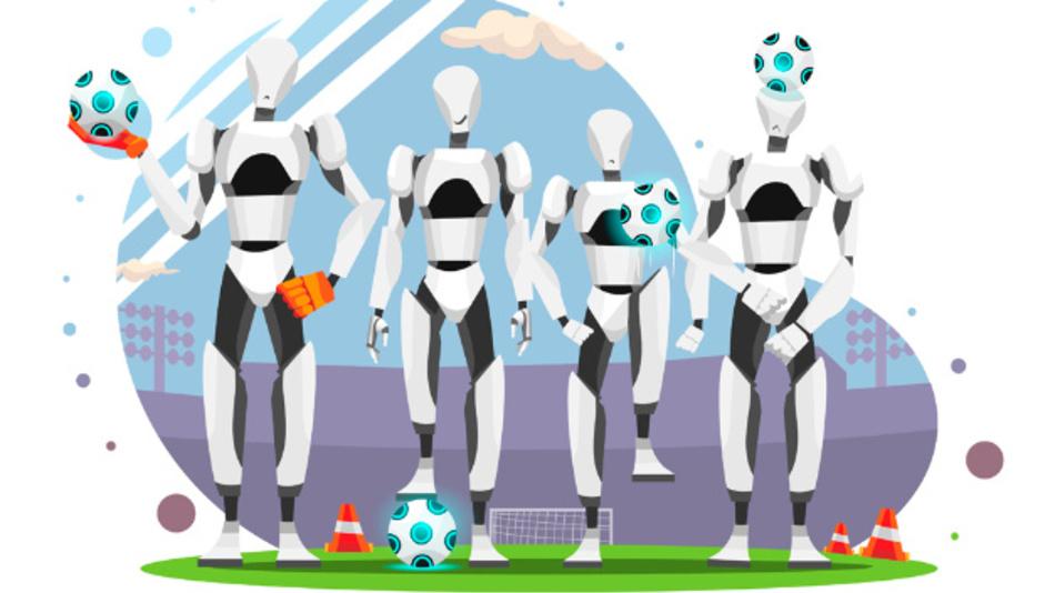 SAS und SCI Sports entwickeln KI-Algorithmen, um Spieldaten beim Fußball zu erfassen und zu analysieren.