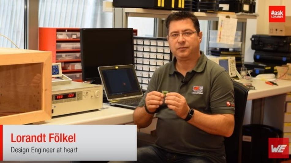 Lorandt Fölkel, Würth Elektronik eiSos
