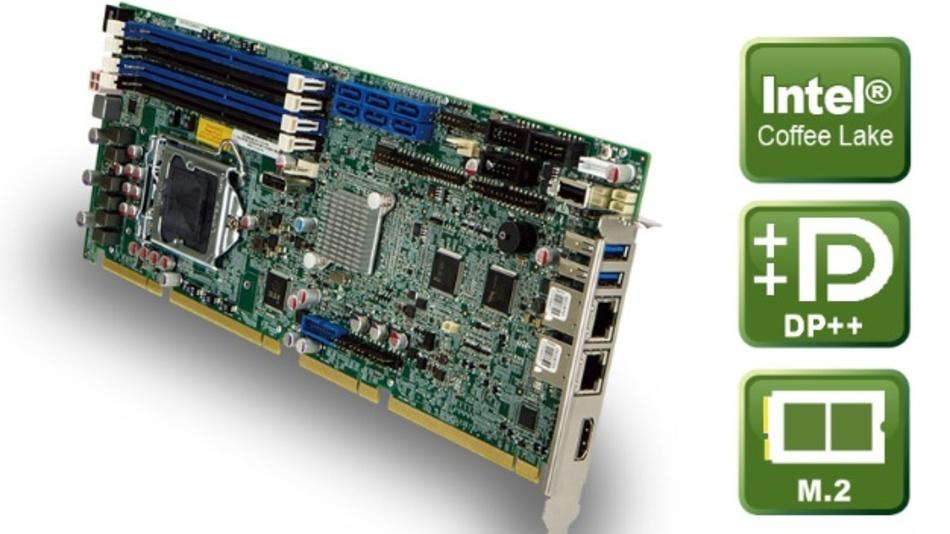 Dass es neueste CPUs auch für klassische Embedded-Standards gibt, belegt die Slot-CPU SPCIE-C246 von ICP Deutschland.