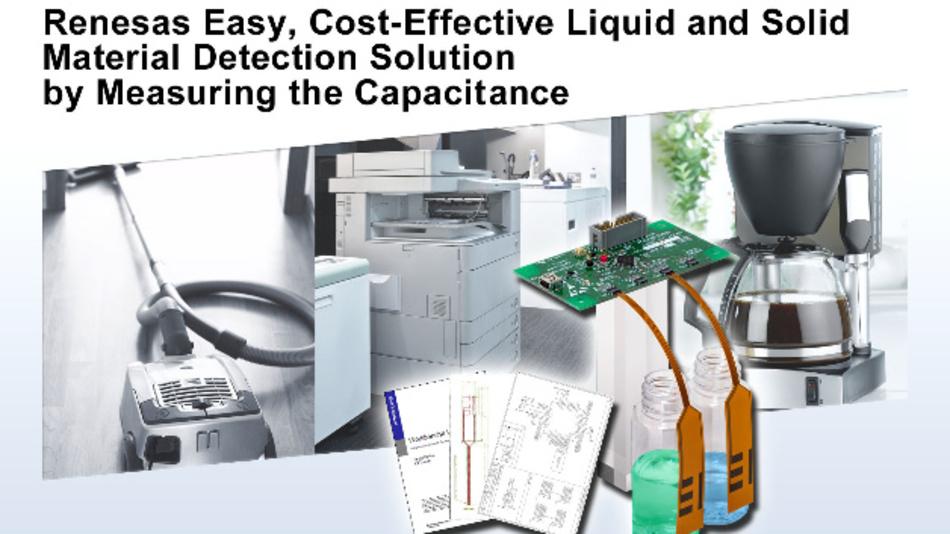 Hochempfindliche Touch-Key-MCUs messen die Kapazität zwischen zwei Elektroden und ersetzen Sensoren.