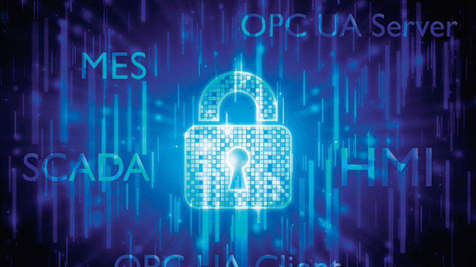 Beim Einsatz des M2M-Kommmunikaitonsprototkoll (OPC UA) zeigt es Vorteile in der Handhabung, einen zugriffsicheren Datenaustausch.