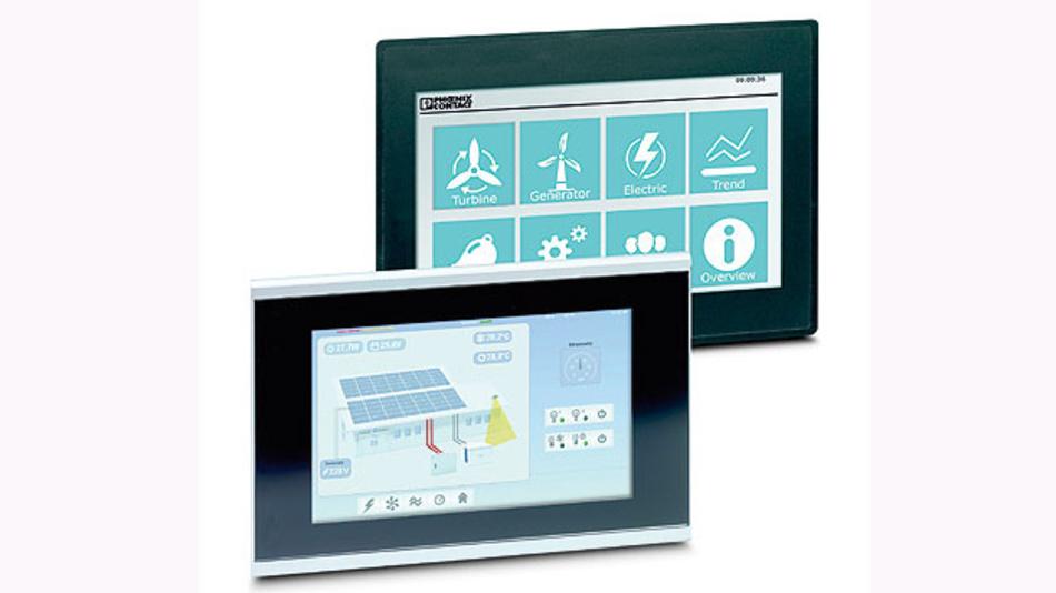 Bild 3. Die HMI-Produktfamilien BTP 2000 und TP 3000 ermöglichen eine einfache Integration als OPC-UA-Client