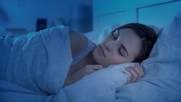 Eine Studie vom Lighting Research Center zeigt, dass es keinen nachweisbaren Zusammenhang zwischen Höhe des Blaulichtanteils und der Produktion des »Schlafhormons« Melatonin gibt.
