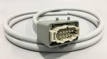 Fix und fertige Kabelbaugruppen mit Harting-Steckern