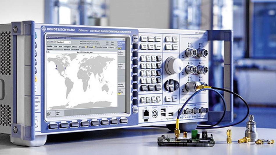 Weltweite Tests für Sicherheitszertifizierungen von IoT-Geräten. Das Kommunikationsverhalten im Betrieb konfigurierbarer, freier Netzwerkumgebung.