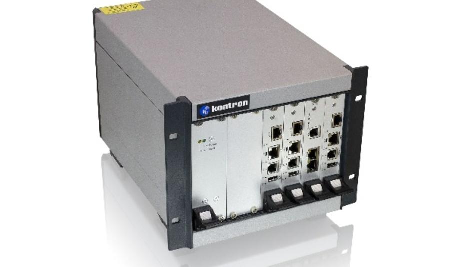 SAFe-VX-System von Kontron.