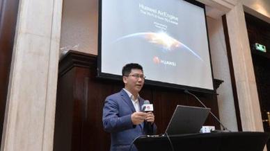 Zhao Zhipeng, Huawei