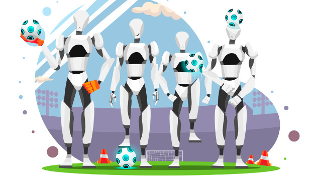 SAS and SCI Sports are developing AI algorithms to capture and analyze football match data.