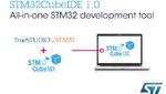 Kostenlose IDE für STM32Cube