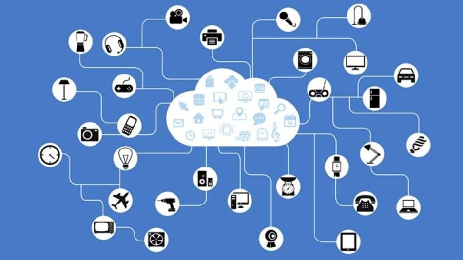 Die Cloud – Mittelpunkt für alle Arten von IoT-Geräten.