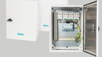 Industrieschaltschrank CAB100 für Reinräume