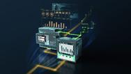 Die Messgeräte der 7KM-PAC-Reihe erfassen bis auf Anlagenebene präzise, reproduzierbar und zuverlässig Daten zur elektrischen Energie wie Spannung, Strom und Leistung für Einspeisung, elektrische Abgänge oder einzelne Verbraucher.