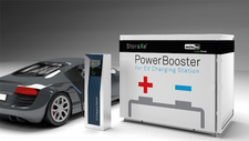 Batteriespeicher Hohe Leistungen - kein Problem